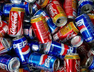 ���� �������� ��������� ���� ������ Coca-Cola � Pepsi � ��  ����