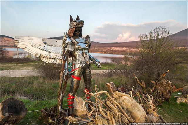 Новый Регион: ''Ночные волки'' собирают под Севастополем армию трансформеров (ФОТО)